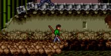 3 Ninjas Kick Back Genesis Screenshot
