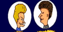 Beavis and Butt-head Genesis Screenshot
