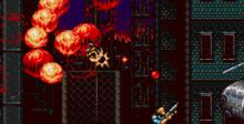 Contra - Hard Corps Genesis Screenshot