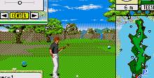 Devil's Course 3D Golf Genesis Screenshot