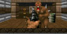 Doom Genesis Screenshot