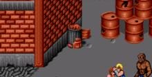 Double Dragon Genesis Screenshot