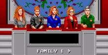 Family Feud Genesis Screenshot