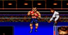 George Foreman's Knock-out Boxing Genesis Screenshot
