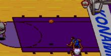 Hyper Dunk - The Playoff Edition Genesis Screenshot