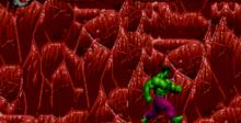The Incredible Hulk Genesis Screenshot
