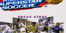 International Superstar Soccer splash screen