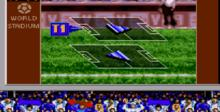 International Superstar Soccer Deluxe Genesis Screenshot
