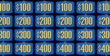 Jeopardy Sports Edition Genesis Screenshot