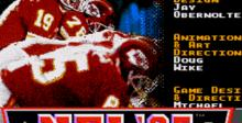 Joe Montana NFL 95 Genesis Screenshot