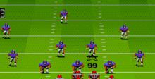 John Madden Football 93 - Championship Edition Genesis Screenshot