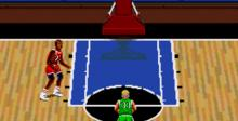 Jordan vs Bird - Super One-on-One Genesis Screenshot