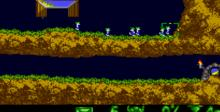 Lemmings Genesis Screenshot