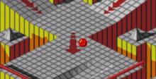 Marble Madness Genesis Screenshot