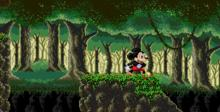 Mickey Mouse - Castle of Illusion Genesis Screenshot
