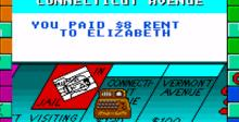 Monopoly Genesis Screenshot