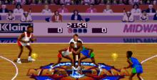 NBA Jam Tournament Edition Genesis Screenshot