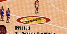 NBA Live 95 Genesis Screenshot