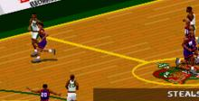NBA Live 98 Genesis Screenshot