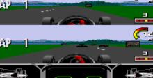 Newman-Haas Indy Car Racing Genesis Screenshot