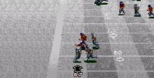 NFL Quarterback Club 96 Genesis Screenshot