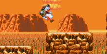QuackShot Starring Donald Duck Genesis Screenshot