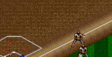 RBI Baseball 93 Genesis Screenshot