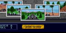 Road Rash Genesis Screenshot