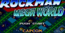 Rockman Megaworld Genesis Screenshot