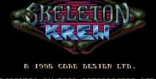 Skeleton Krew Genesis Screenshot