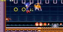 Sonic and Knuckles & Sonic 3 Genesis Screenshot