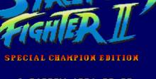 Street Fighter 2 Special Champion Edition Genesis Screenshot