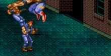 Streets of Rage 2 Genesis Screenshot
