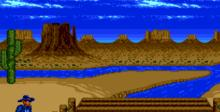 Sunset Riders Genesis Screenshot