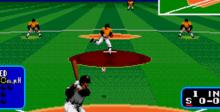 Tommy Lasorda Baseball Genesis Screenshot
