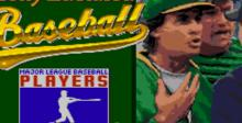 Tony La Russa Baseball Genesis Screenshot