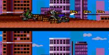 Wacky Races Genesis Screenshot