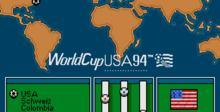 World Cup USA 94 Genesis Screenshot