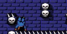 The Addams Family GameGear Screenshot