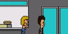 Beavis And Butt Head GameGear Screenshot