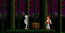 Bram Stokers Dracula GameGear Screenshot