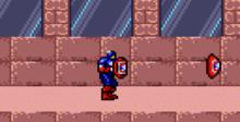 Captain America And The Avengers GameGear Screenshot