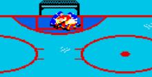 Championship Hockey GameGear Screenshot