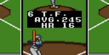 Clutch Hitter GameGear Screenshot