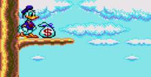 Donald Duck No Yottsu No Hihou GameGear Screenshot