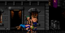Double Dragon GameGear Screenshot