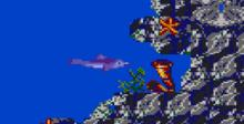 Ecco The Tides Of Time GameGear Screenshot