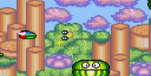 Fantasy Zone GameGear Screenshot