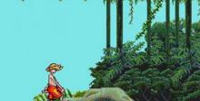 Greendog The Beached Surfer Dude GameGear Screenshot