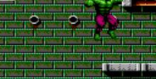 The Incredible Hulk GameGear Screenshot